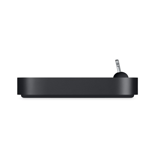Док-станция для зарядки и синхронизации Apple iPhone Lightning Dock Black (черный)